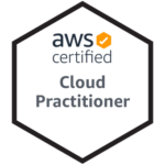 Badge AWS Cloud Practitioner